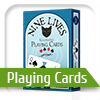 Playing Cards by Annette Abolins