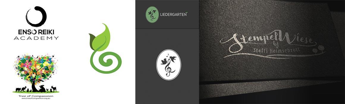 Logo Designs by Annette Abolins